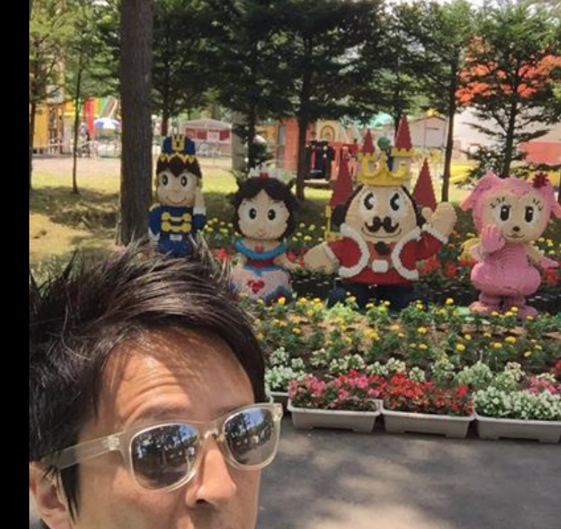 軽井沢のおもちゃ王国に!